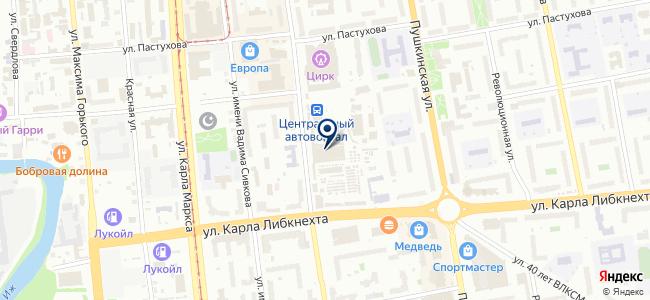 Домасвет, ООО на карте