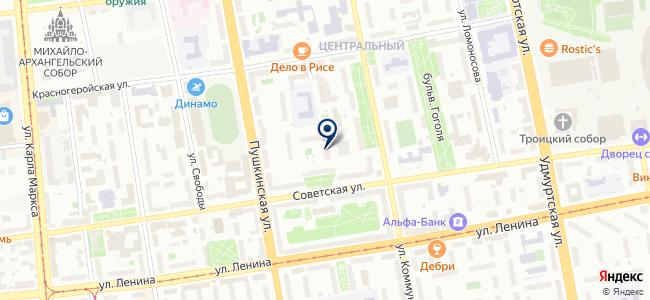 Строительное управление №2, ООО на карте