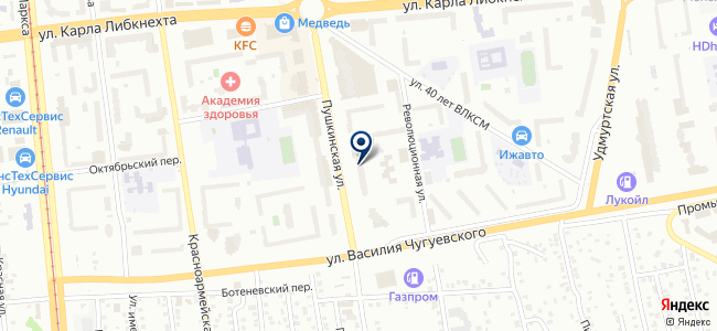 RIVOLI на карте