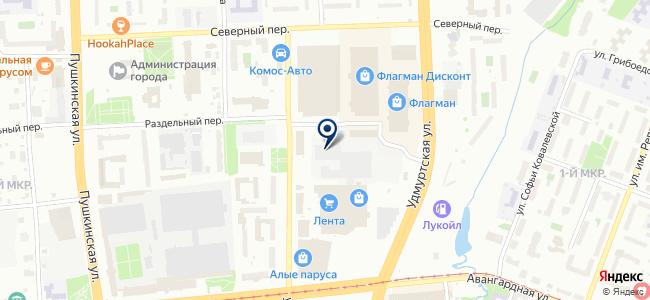 Строй-Крепеж на карте