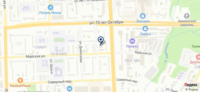 Инструментальный парк, ООО на карте