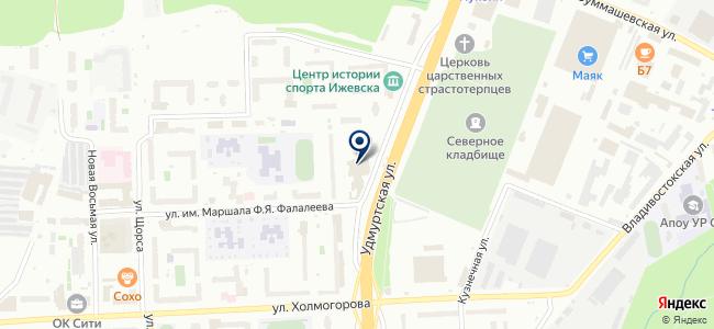 Сундучок на карте