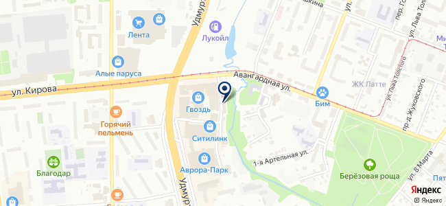 СветоЛюкс на карте