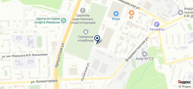 ИПОПАТ, ООО на карте
