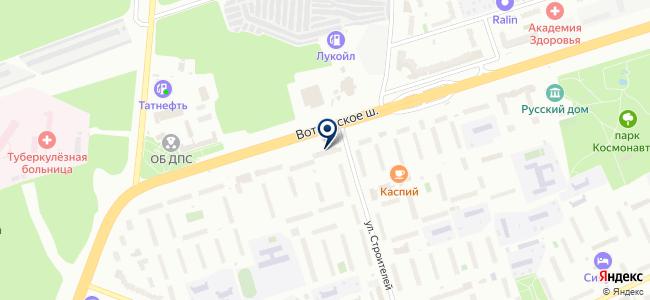 ВольтСервис на карте