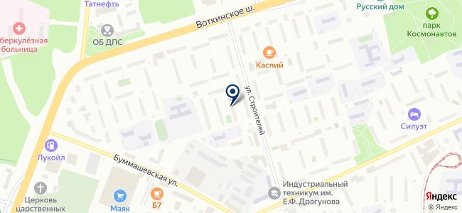 Грин, ООО на карте