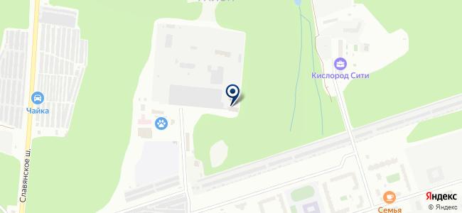 Телеком на карте