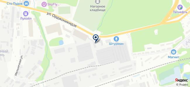 Уралспецкабель, ООО на карте