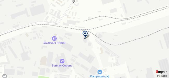 Промэлектрощит, ООО на карте