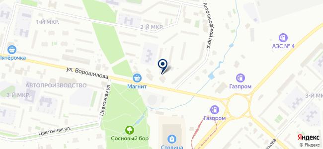 Штурман-мото, ООО на карте