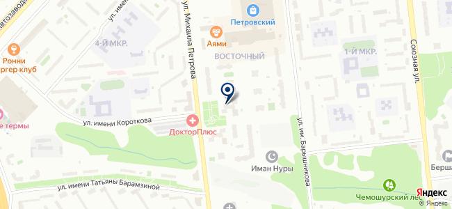 КорпусГрупп Урал на карте