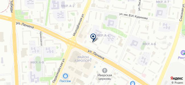Крепеж-Сервис на карте