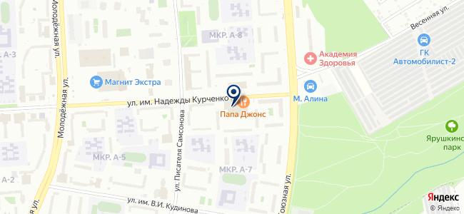 Гала Центр, ООО на карте