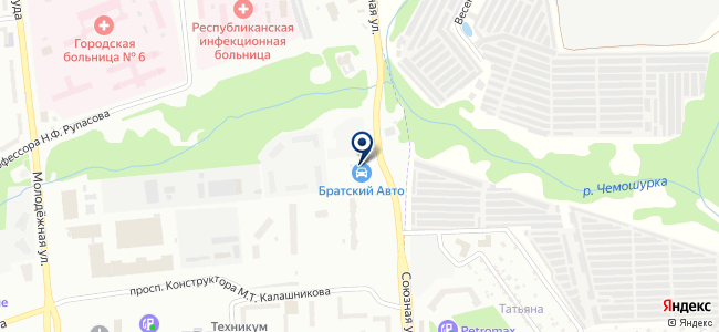 Энерготехник, ООО на карте