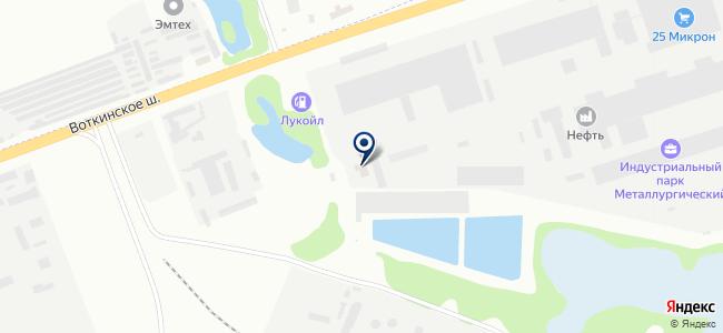 Траст, ООО на карте
