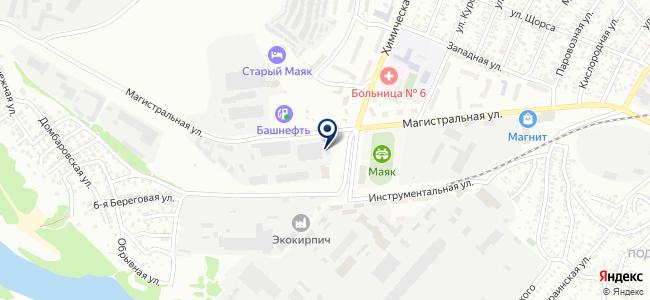 Orenvolt на карте