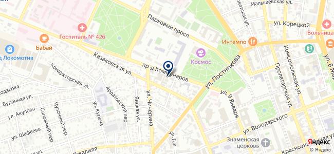 Элит-Декор на карте