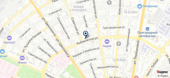 Дом Комплект, ООО на карте