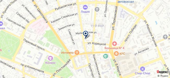 Сервисный центр-Энергия Урала, ООО на карте