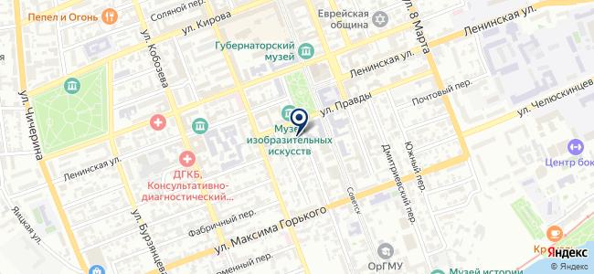 Гранд КИП, ООО на карте