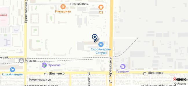 Мак Мех на карте