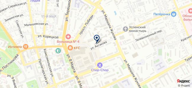 Электро-Арсенал на карте