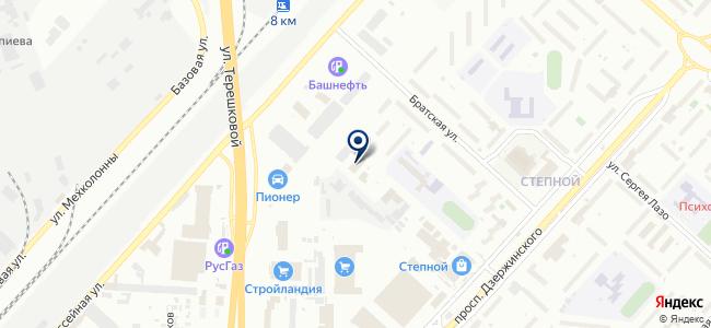 Эталон Регион Сервис, ООО на карте