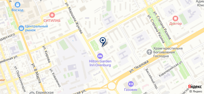 РадиоЧип на карте