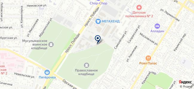 Дядя Фёдор на карте