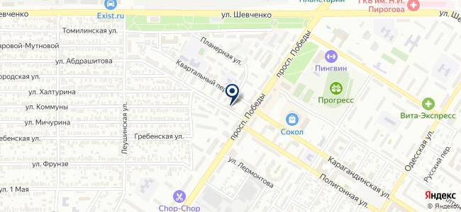 Все инструменты.ру на карте