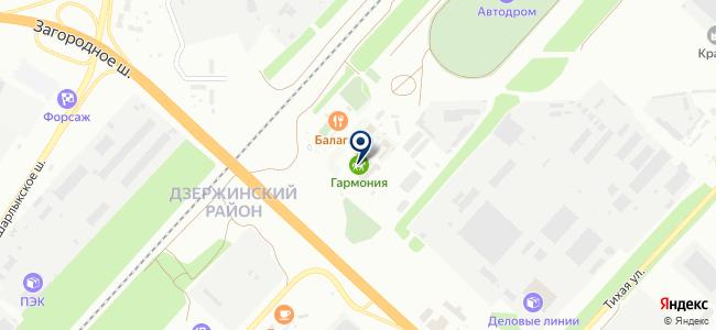 Цифровой дом на карте