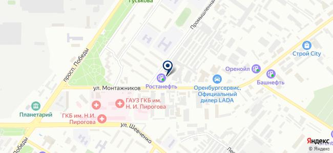 СантЭл, ООО на карте