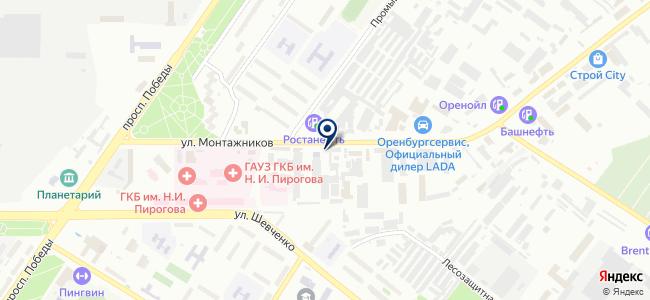 Диалог-Электро, ООО на карте