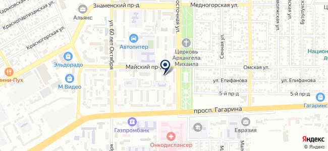 СПЕКТР-ГРУПП, ООО на карте