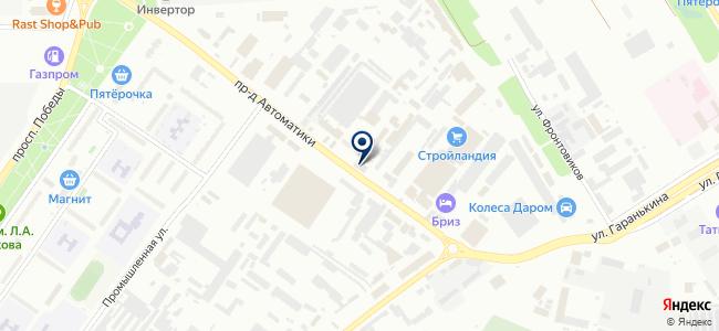 Стин, ООО на карте