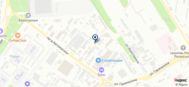РРК-Энерго, ООО на карте