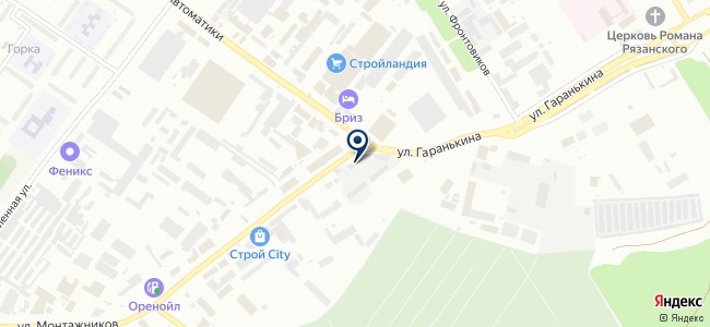 АльПром на карте