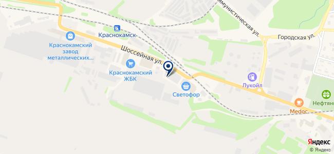 Домовит, ООО на карте