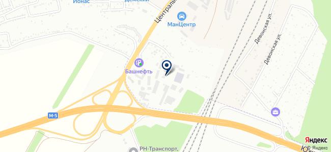 Аргумент, ООО на карте