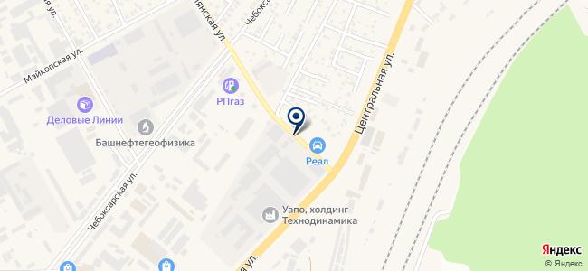 Прибор-комплект, ООО на карте