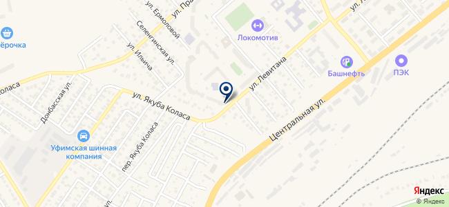Пилигрим, ООО на карте