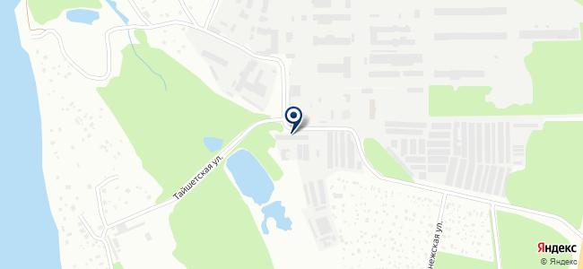 Эксперт-Сервис на карте