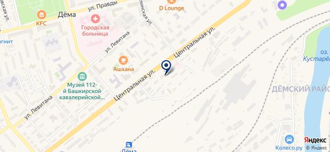 Промтехника, ООО на карте