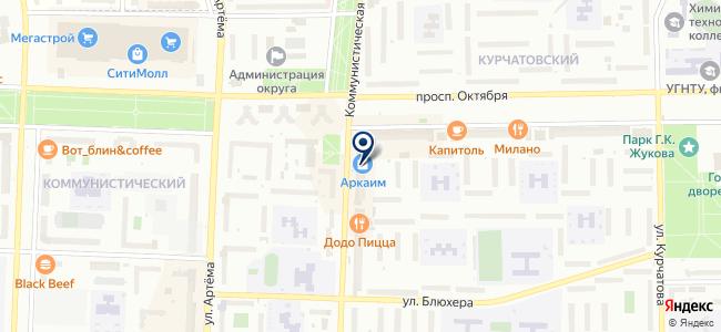ЭнергоСвет, ООО на карте