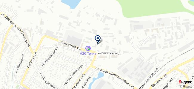 Супермастер, ООО на карте