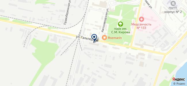 ЯК-трейд на карте