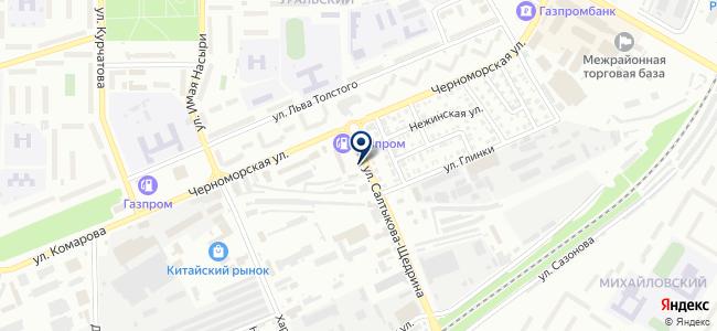 Свет Сервис на карте