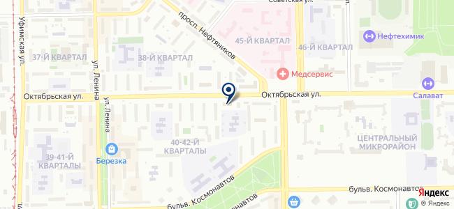 Уралмаркет, ООО на карте