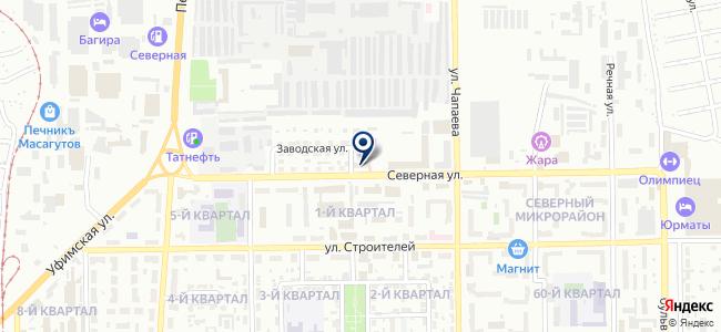 Строительно-торговая компания, ООО на карте