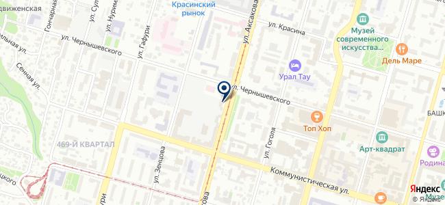 Юртэкс, ООО на карте